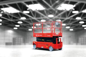杭叉65XEⅡ电动剪叉式高空作业平台