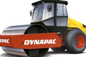 戴纳派克CA602D单钢轮振动压路机图片集