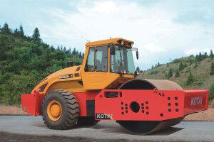 科泰KS266H-2单钢轮压路机图片集