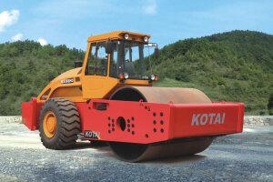 科泰KS366HD单钢轮压路机(双驱)