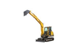 临工E660F履带挖掘机图片集