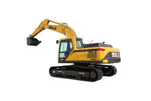 临工E6225F履带挖掘机图片集