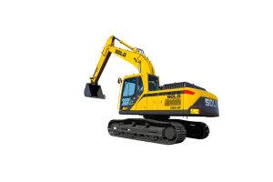 临工E6210F履带挖掘机图片集