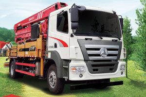 三一SYM5180THBES 30C-8泵车图片集