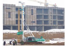 新大方DFU150旋挖钻机