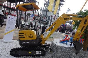 临工ER616F履带挖掘机图片集