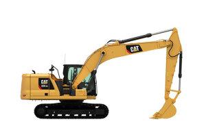卡特彼勒新一代320 GC液压挖掘机