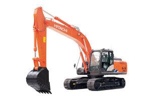 日立ZX210H-5A履带挖掘机图片集