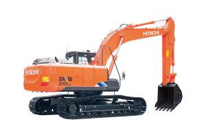 日立ZX210LC-5A履带挖掘机图片集