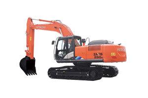 日立ZX250H-5A履带挖掘机图片集
