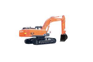 日立ZX330-5A履带挖掘机图片集