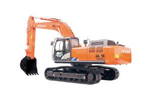 日立ZX360H-5A履带挖掘机图片集