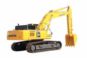 小松PC460LC-8履带挖掘机图片集