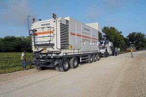 維特根WM 1000水泥稀漿攪拌機(冷再生及土壤穩定輔助設備)