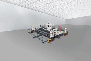 维特根SP 1600滑膜摊铺机