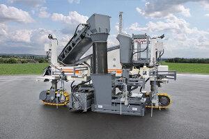 维特根SP 15滑膜摊铺机