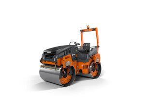 悍马HD 14 VV  双钢轮小型压路机
