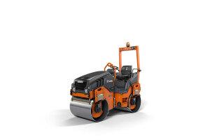悍马HD 10 VV 双钢轮小型压路机