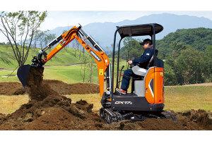 斗山DX17z迷你/小型挖掘机