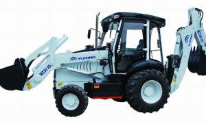 宇通重工WZ30-25G型挖掘装载机图片集