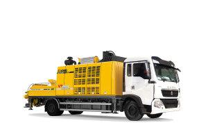 徐工HBC10040K车载泵图片集