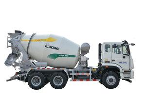 徐工XSC3303混凝土搅拌运输车图片集