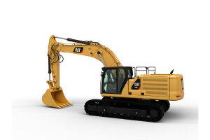 卡特彼勒新一代Cat®336挖掘机图片集