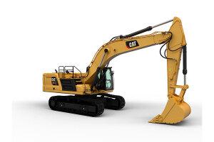 卡特彼勒新一代Cat®336 GC挖掘机图片集