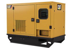 卡特彼勒C2.2(60 HZ)柴油发电机 | 15.5KW