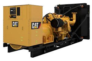 卡特彼勒C32(60 赫兹)柴油发电机