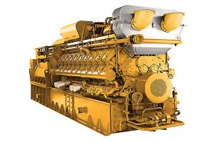 卡特彼勒CG170-20燃气发电机组