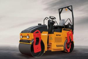科泰KD03HD全液壓小鋼輪壓路機
