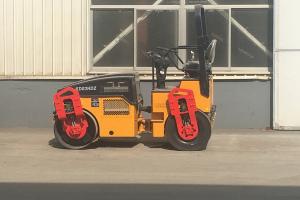 科泰KD03HDZ全液壓小鋼輪壓路機