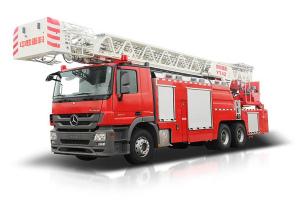 中联重科ZLF5320JXFYT42型云梯消防车