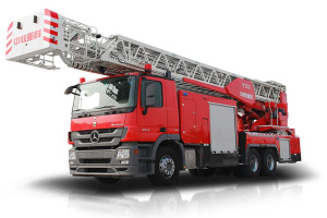中聯重科ZLF5321JXFYT53型云梯消防車