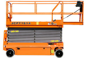 鼎力JCPT1412HD自行走剪叉式高空作业平台