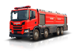 中聯重科ZLF5360GXFPM180/ZLF5360GXFSG180型泡沫/水罐消防車