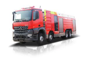 中聯重科ZLF5392GXFPM180/ ZLF5392GXFSG180型泡沫/水罐消防車