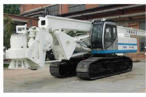 宇通重工YTR220旋挖钻机图片集