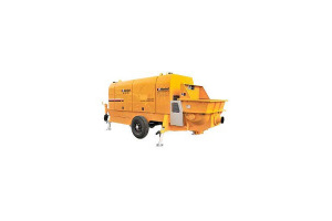 鸿得利HBT60-9-75Z混凝土拖泵