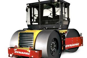 戴纳派克双钢轮压路机图片集3