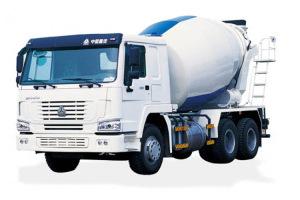 中联重科ZLJ5259GJB混凝土搅拌运输车图片集