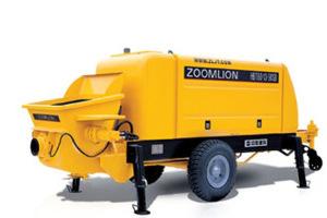 中联重科HBT60.16.174RSG  混凝土拖泵图片集