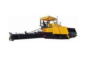新筑MTL6000轮胎式多功能道路材料摊铺机