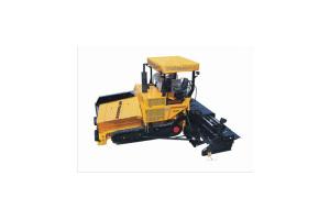 新筑MT6000A机械和液压伸缩式多功能道路材料摊铺机