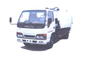 星馬AH5052ZYS壓縮式垃圾車