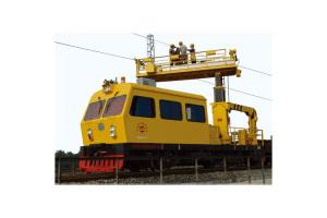 石煤机铁路架线平台图片集