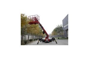 京城重工GTBY22S蜘蛛臂架式高空作业平台