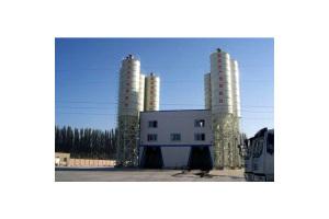 中国现代2-HZN(S)120A标准型混凝土搅拌站