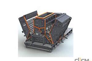 山特维克CM420锤击式破碎机